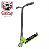 Adrenalin Stunt Air 110 Scooter Lime