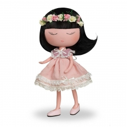 Anekke Doll Nature in Pink Outfit 24770