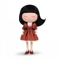 Anekke Doll Sweet with Red Outfit 20720