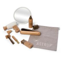 Astrup Wooden Hairdresser Set 9 Pieces