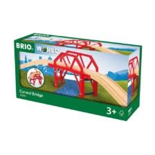 BRIO Bridge - Curved Bridge