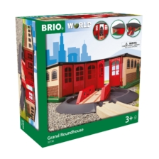 BRIO Destination - Grand Roundhouse