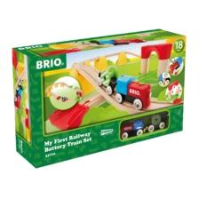 BRIO My First - My First Railway B/O Train Set