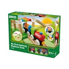 BRIO My First - My First Railway Beginner Pack