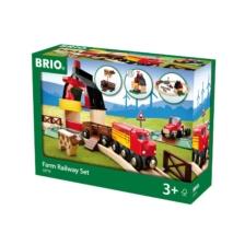 BRIO Set - Farm Railway Set