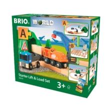 "BRIO Set - Starter Lift & Load Set ""A"""
