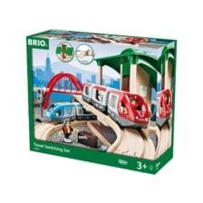 BRIO Set - Travel Switching Set