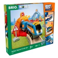 BRIO Smart Tech Sound Action Tunnel Circle Set