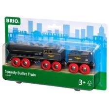 BRIO Speedy Bullet Train 2 pieces
