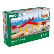 BRIO Tracks - Railway Crossing
