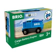 BRIO Train - Cargo Battery Engine