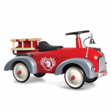 Baghera Speedster Fireman Ride On