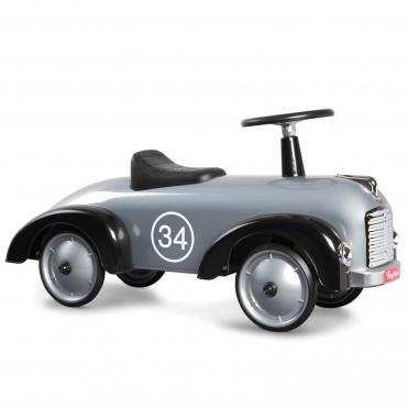 Baghera Speedster Silver Ride On