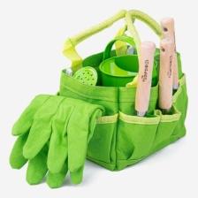 Bigjigs Garden Bag with Tools