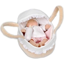 Bonnika Baby with Carry Cot and Blanket