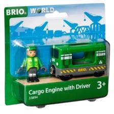 Brio Cargo Engine with Driver
