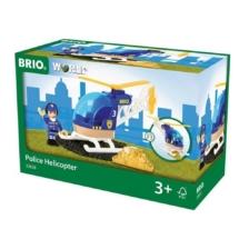 Brio Police Helicopter 3 Pieces