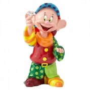 Britto Disney Dopey 80th Anniversary Figurine Large