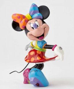 Britto Disney Minnie Mouse Curtsy Medium Figurine