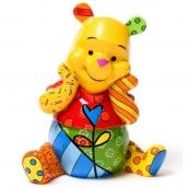 Britto Disney Winnie The Pooh Figurine Large