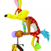 Britto Looney Tunes Wile E Coyote Large