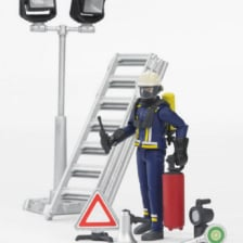 Bruder Bworld Fire Brigade Figure Set