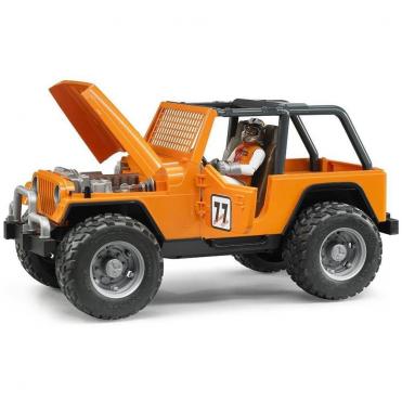 Bruder Jeeps