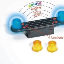 Bruder Light and Sound Module