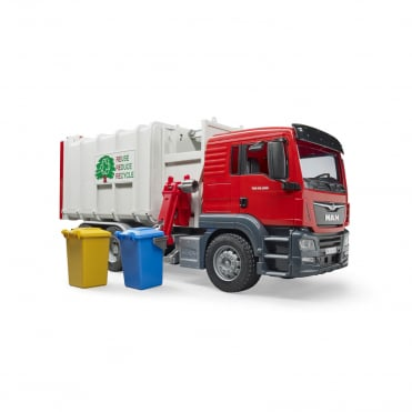 Bruder Garbage Trucks