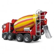 Bruder MB Arocs Cement Mixer Truck