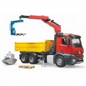 Bruder MB Arocs Construction Truck With Crane