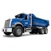 Bruder Mack Granite Half Pipe Dump Truck