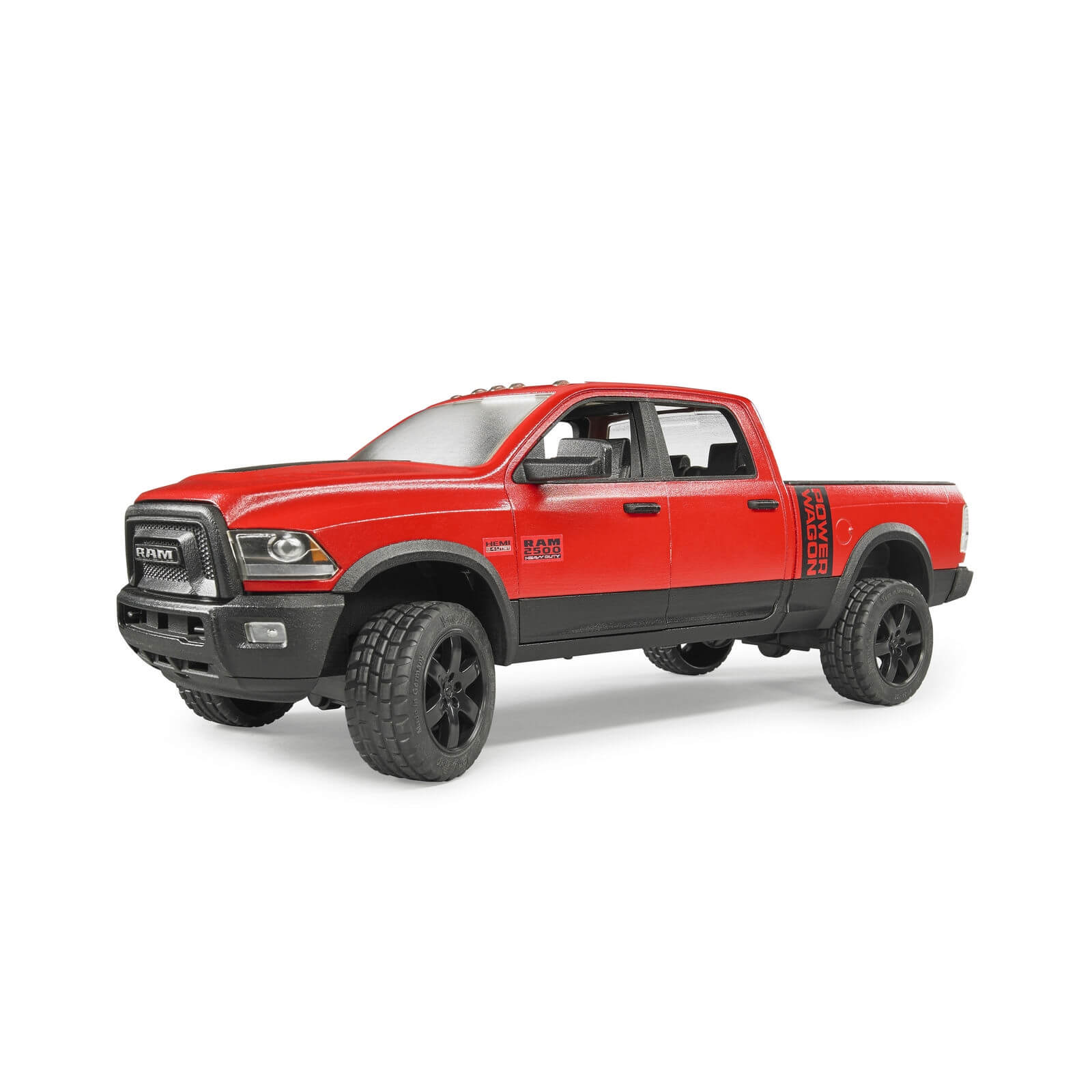 bruder ram 2500 power wagon jadrem toys. Black Bedroom Furniture Sets. Home Design Ideas