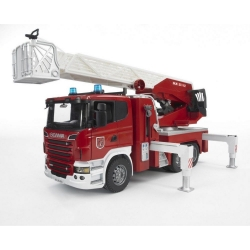 Bruder Scania R Series Fire Engine 03590