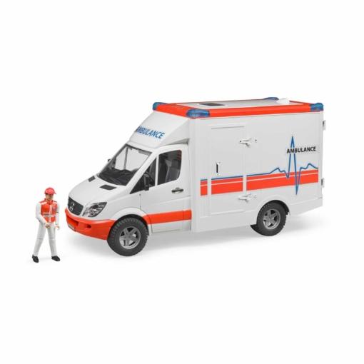 Bruder Sprinter Ambulance Emergency Set