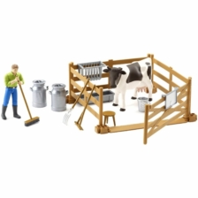 Bworld Farm Set with Figure