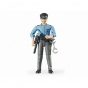 Bworld Policeman With Accessories