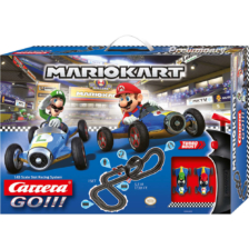 Carrera Go Nintendo Mario Kart 8 - Mach 8 Slot Car Set