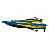 Carrera RC 2.4GhZ Racing Boat Blue