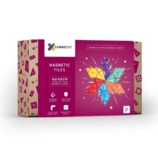 Connetix 30 Piece Rainbow Geometry Pack