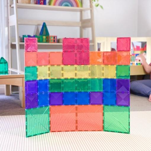 Connetix 40 Piece Square Pack