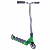 Crisp Inception Scooter Wild Green and Silver MY16