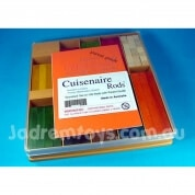 Cuisenaire Rods Standard Set 136 Rods