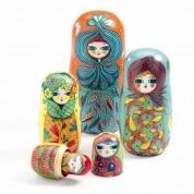 Djeco Bloomchkas Russian Nesting Dolls
