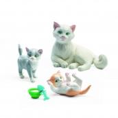 Djeco Dolls House Cats