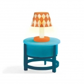 Djeco Light on the Table Lamp Dolls House