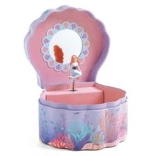 Djeco Music Box Enchanted Mermaid
