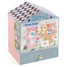 Djeco Music Box Tinou Shop