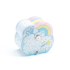 Djeco Music Box Unicorns Dream