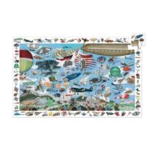 Djeco Observation Puzzle Aero Club
